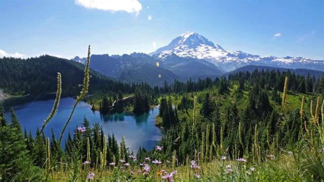 Mount Rainier 1,2,3