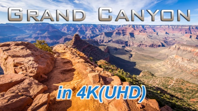 Grand Canyon National Park film (with narration)