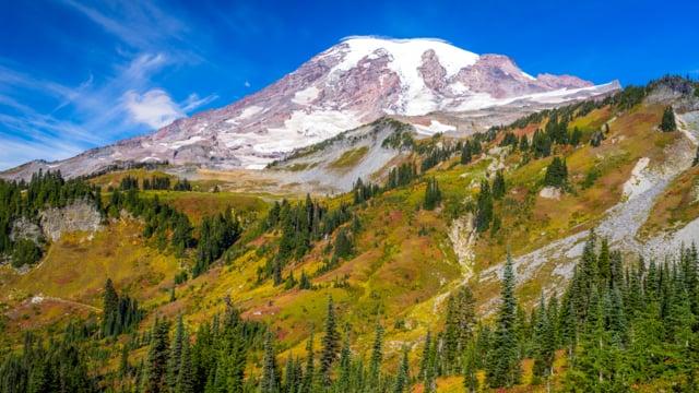 Mount Rainier NP 2