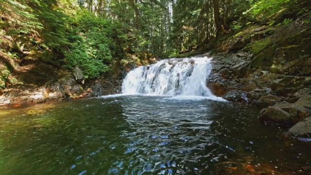 Denny Creek Falls
