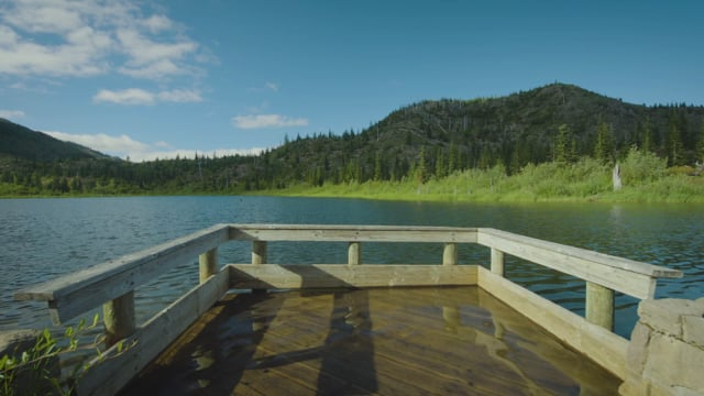 Meta Lake, Mt. St. Helens