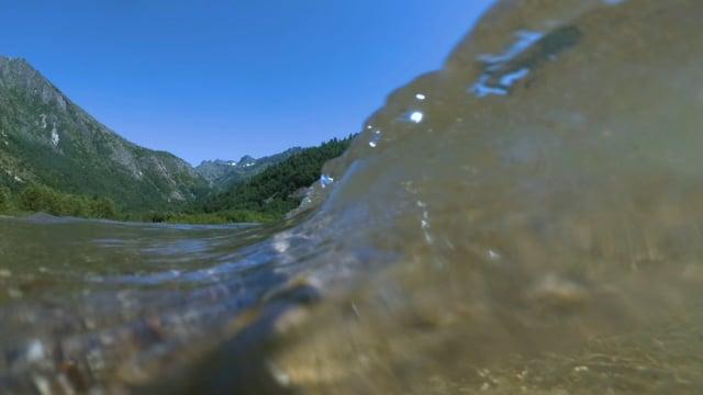 Underwater Relaxation
