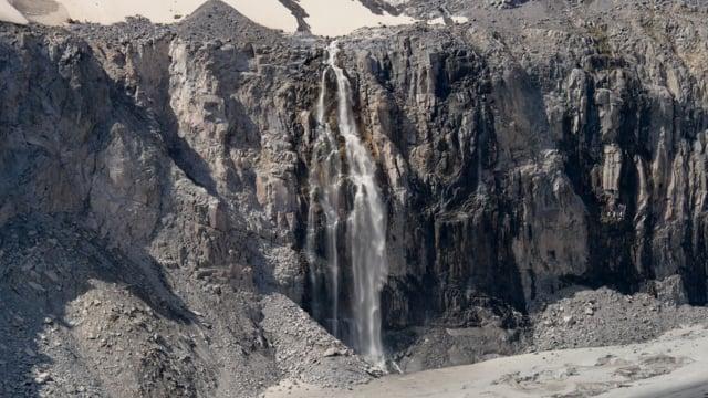 Mount Rainier Waterfalls