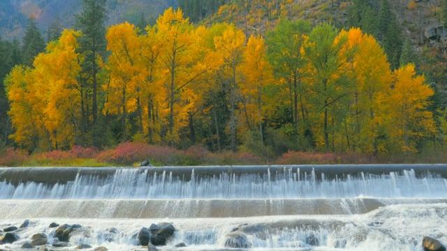 Wenatchee River, WA