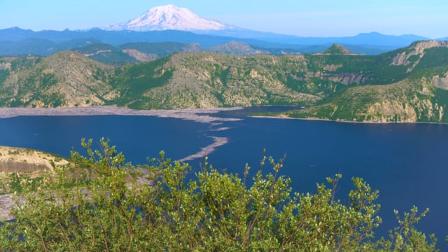 Mt. St. Helens, Harry's Ridge