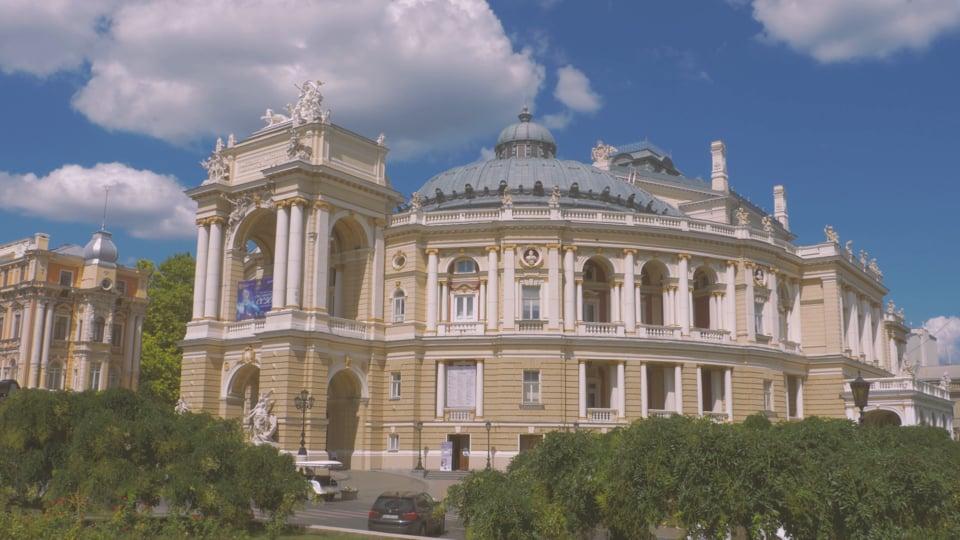 Odessa, Ukraine - 1