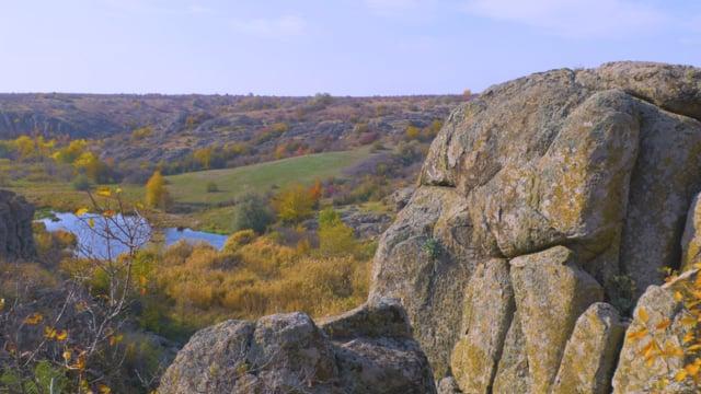 Actov Canyon, Ukraine