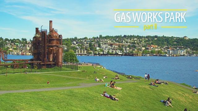 Gas Works Park - 2