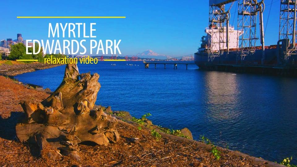 Myrtle Edwards Park, Seattle