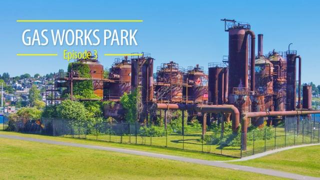 Gas Works Park - 3