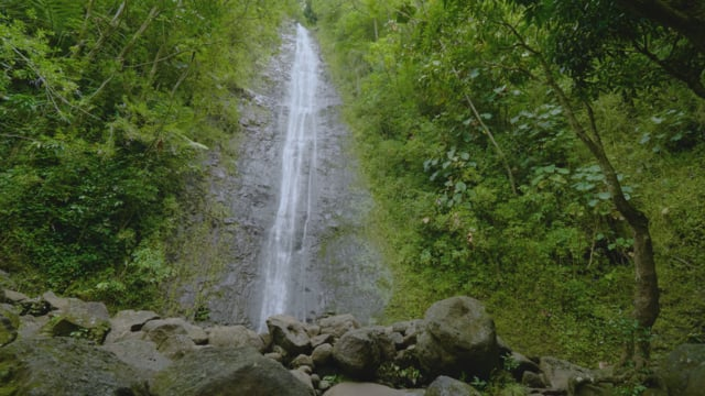 Oahu Waterfalls