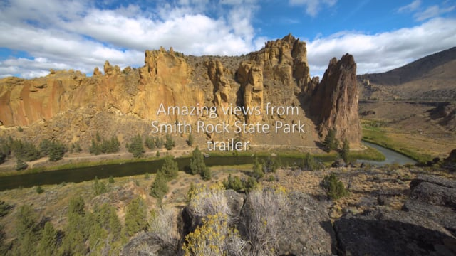 Amazing views from Smith Rock