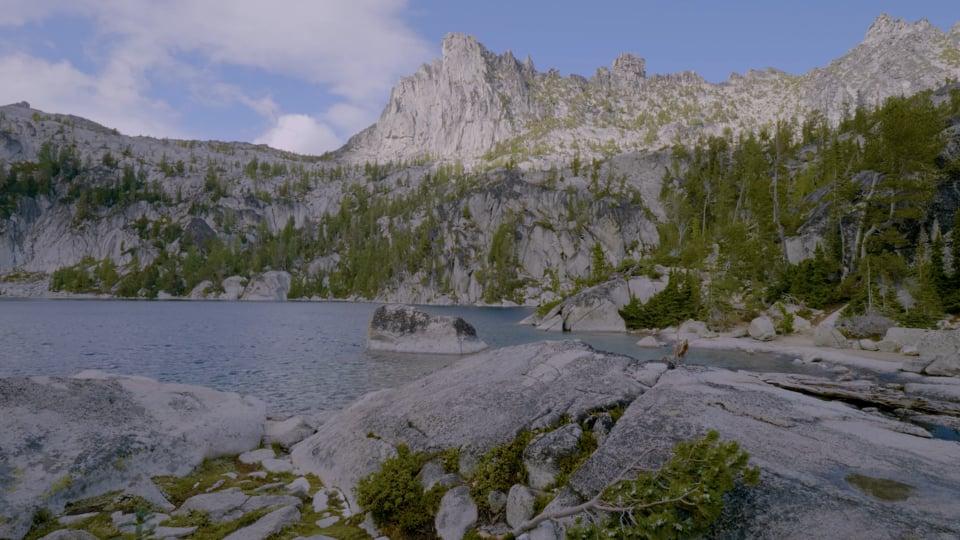 Enchantment Lakes, Washington