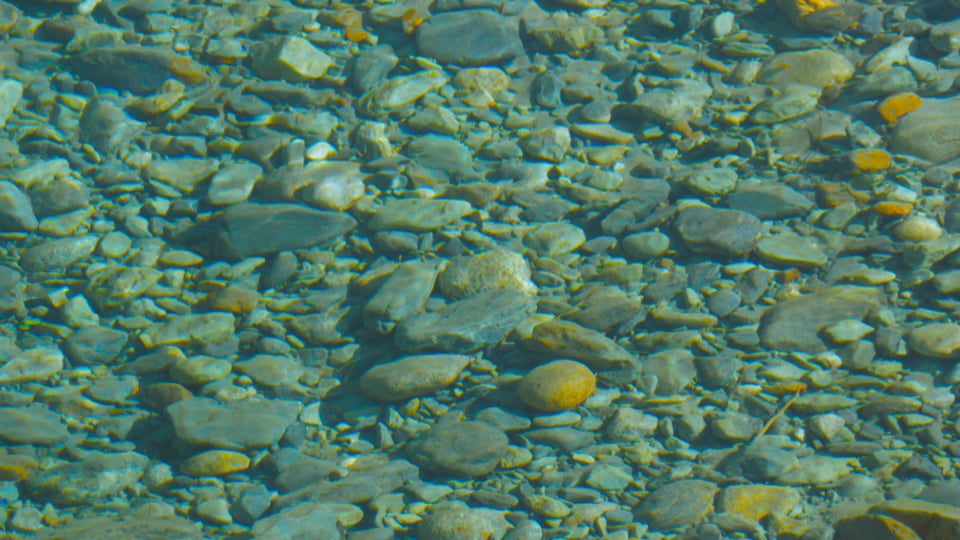 Crystal Clear River