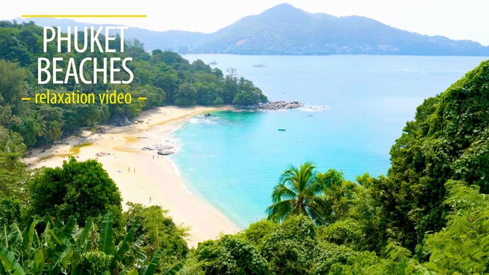 Beautiful Phuket Beaches