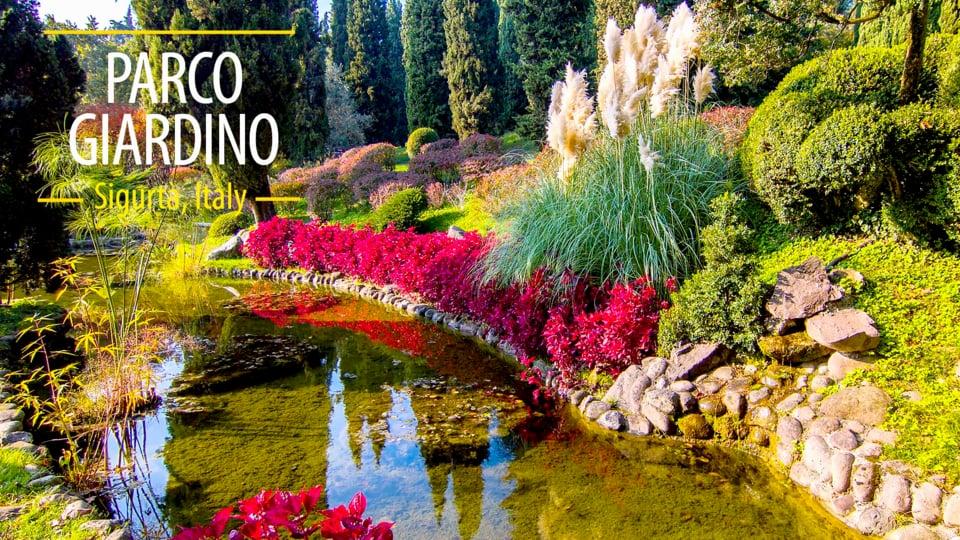 Parco Giardino Sigurtà, Italy