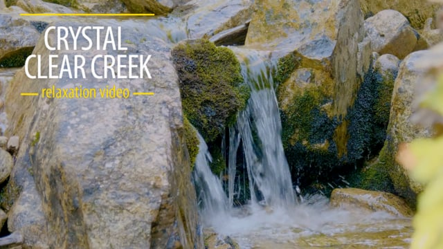 Crystal Clear Creek