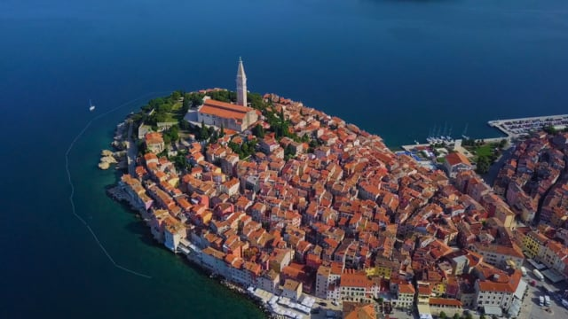 CROATIA Lovely Townscapes - Episode 2
