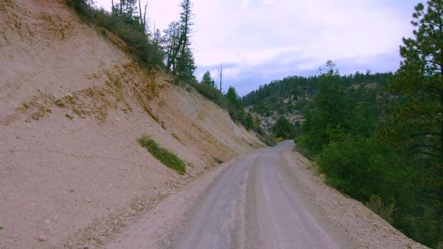 Hell's Backbone Road, Utah