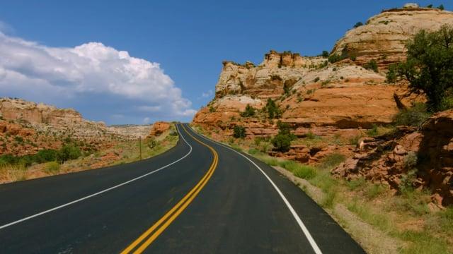 Scenic Byway 12, All-American Road, Utah