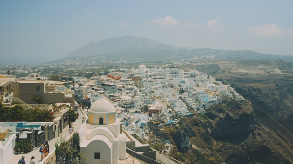 Film Greece HDR