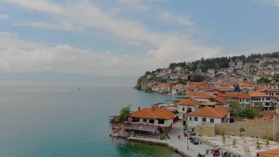 Ohrid Lake, Macedonia