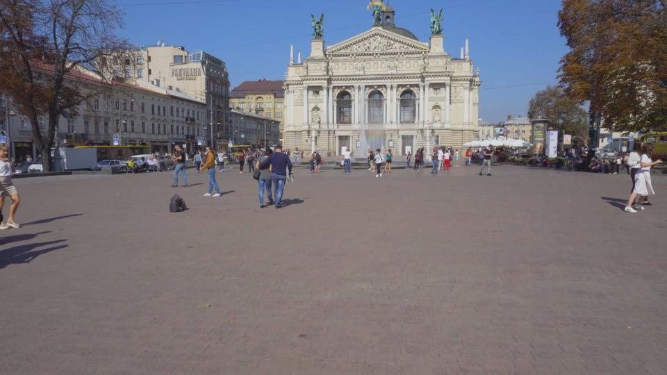 Lviv Walkig Tour