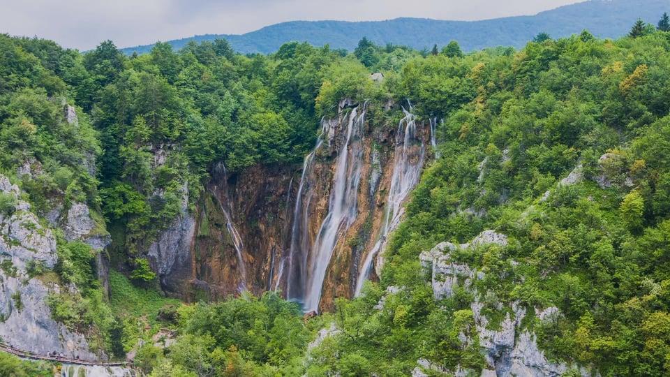 Удивительная Природа. Неотразимая Хорватия